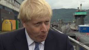 Boris Johnson aiming for a new deal over no deal Brexit