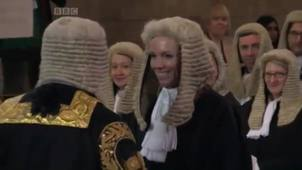 Silks and Barristers